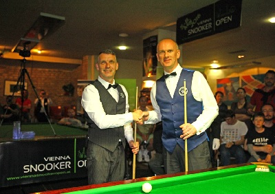 Mark Davis, Peter Ebdon